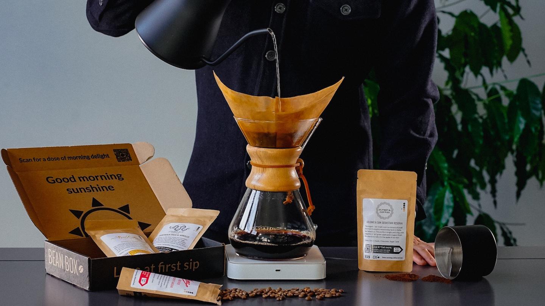 Bean Box coffee subscriptions