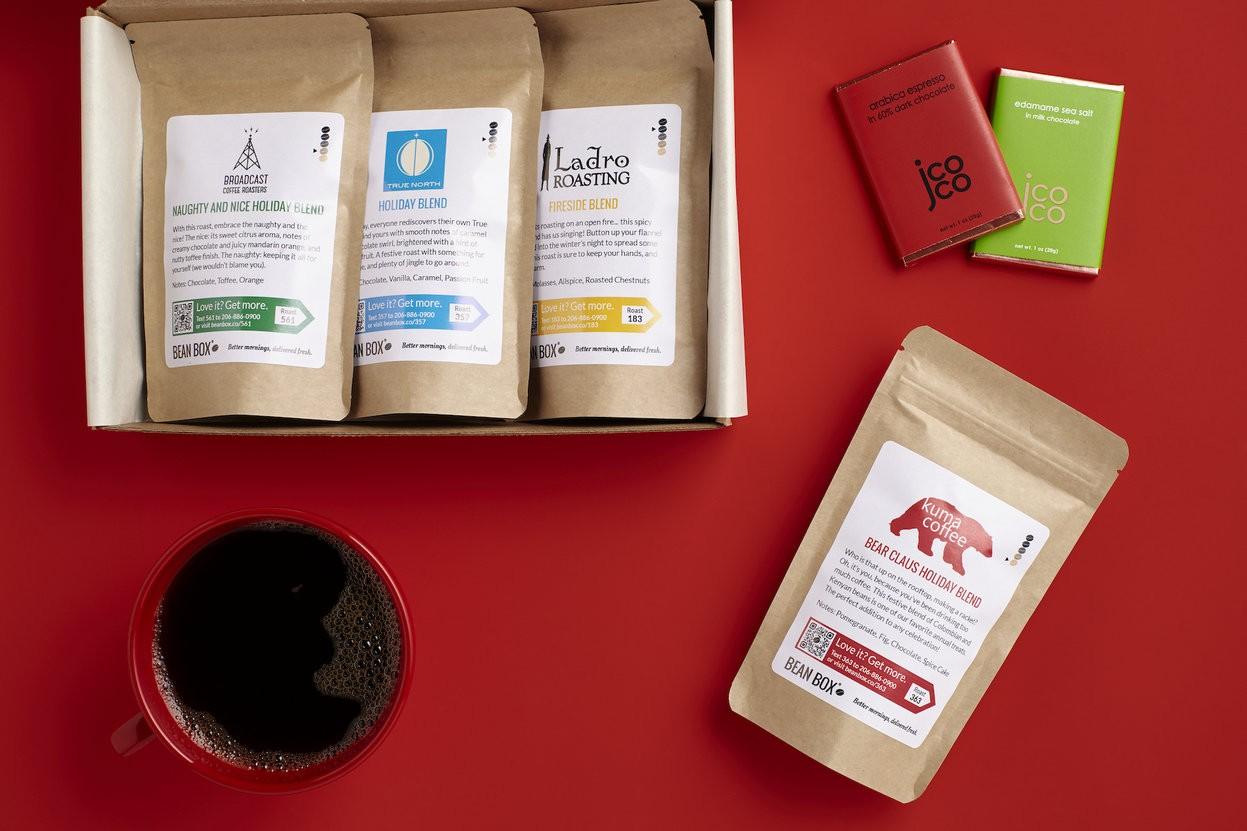 Bean Box Coffee Gifts - 1