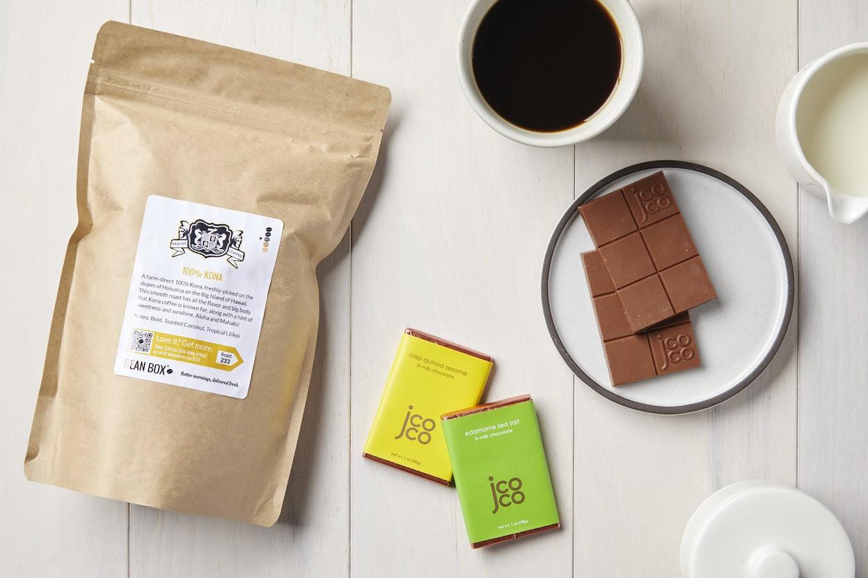 100% Kona Coffee Gift Box