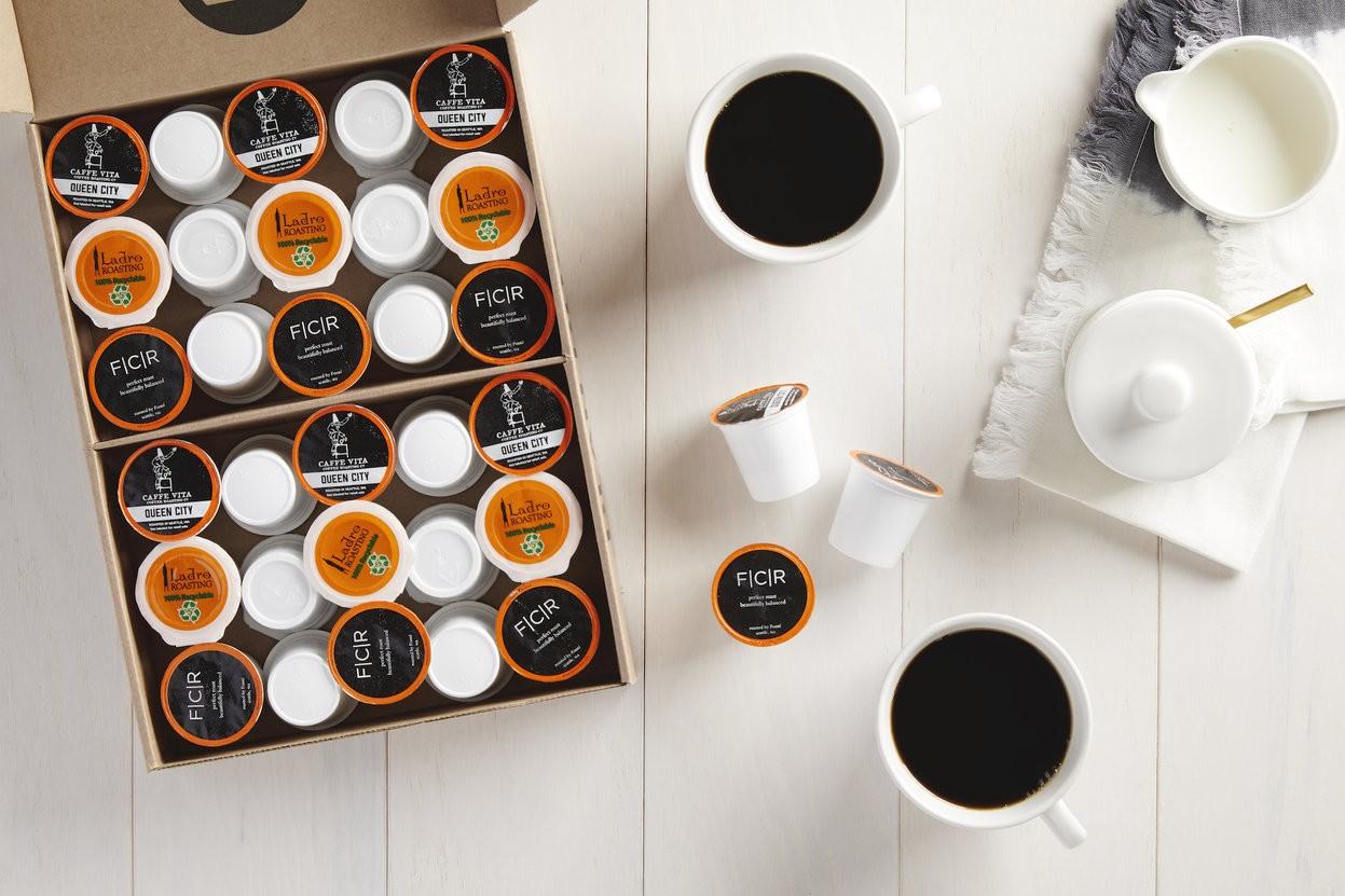 Bean Box Single-Brew Cups