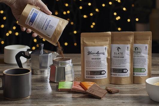 Coffee + Chocolate Tasting Box™