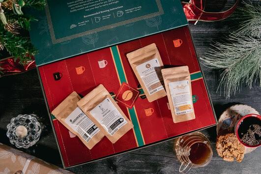Bean Box Twelve Mornings of Coffee™