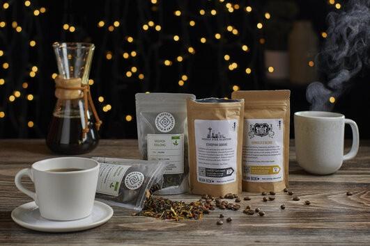 Coffee + Tea Tasting Box