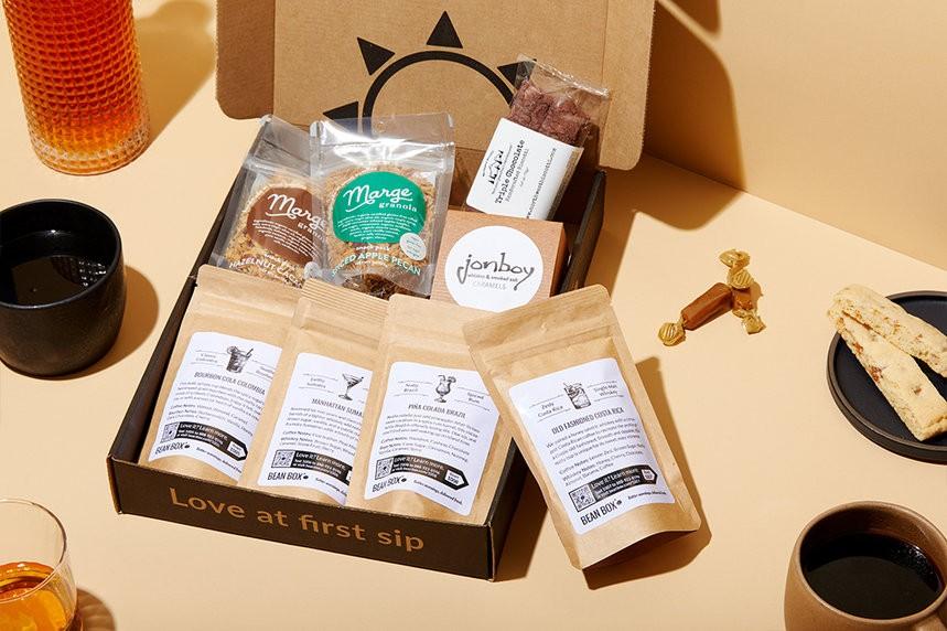Barrel-Aged Coffee Gift Box - image 0