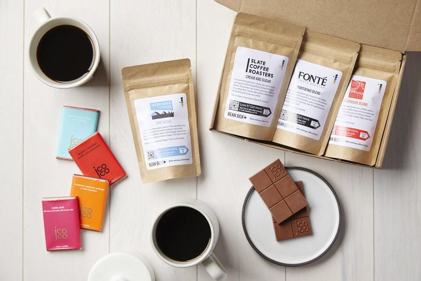 Coffee + Chocolate Tasting Box - image 0