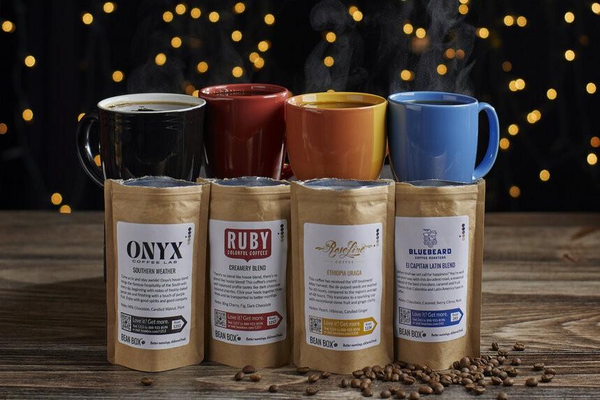 Bean Box Coffee Sampler - image 0