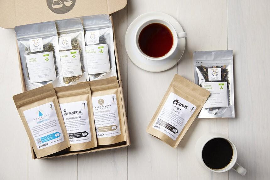 Coffee and Tea Gift Box - image 0
