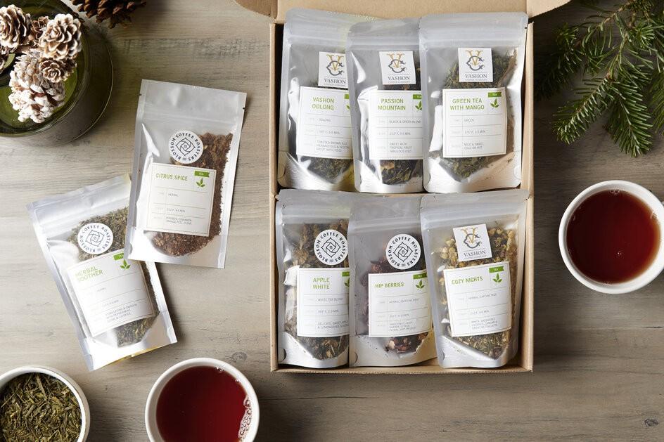 Tea Tasting Gift Box - image 0