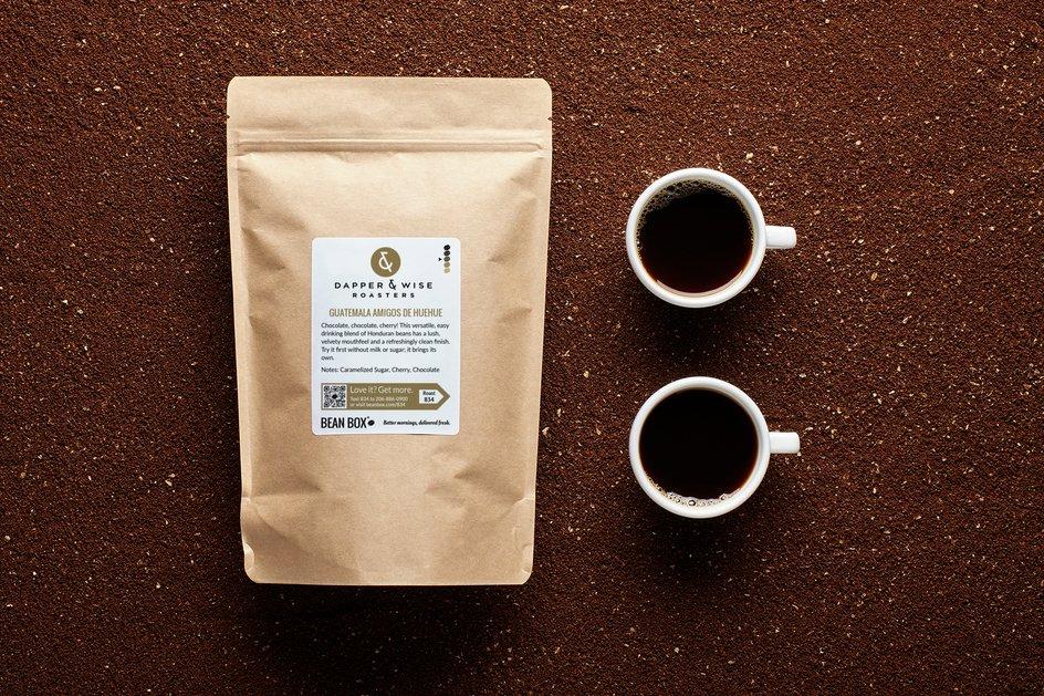 Guatemala Amigos de Huehue by Dapper and Wise Coffee Roasters
