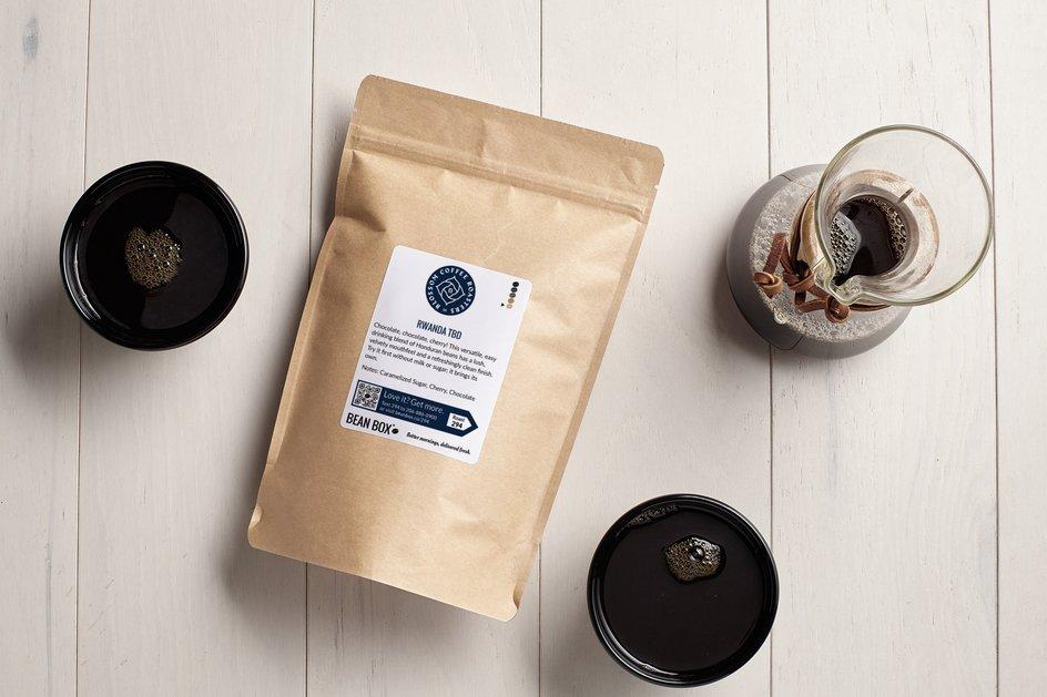 Rwanda Gasharu Anaerobic by Blossom Coffee Roasters