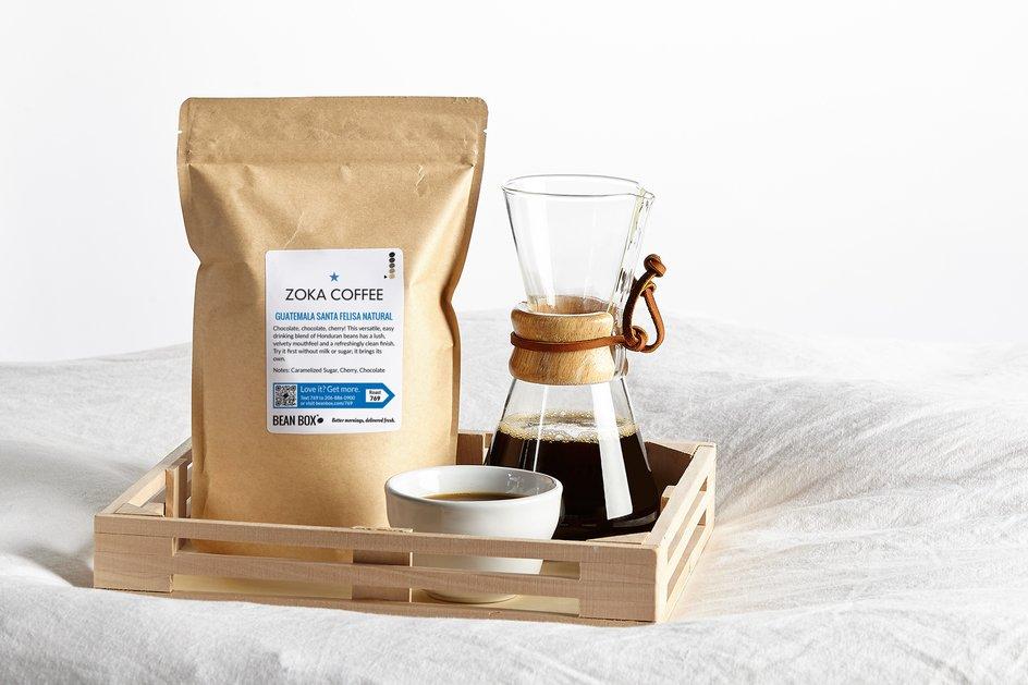 Guatemala Santa Felisa Natural by Zoka Coffee
