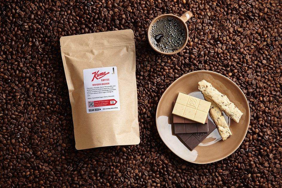 NEW Kenya Wachuri by Kuma Coffee