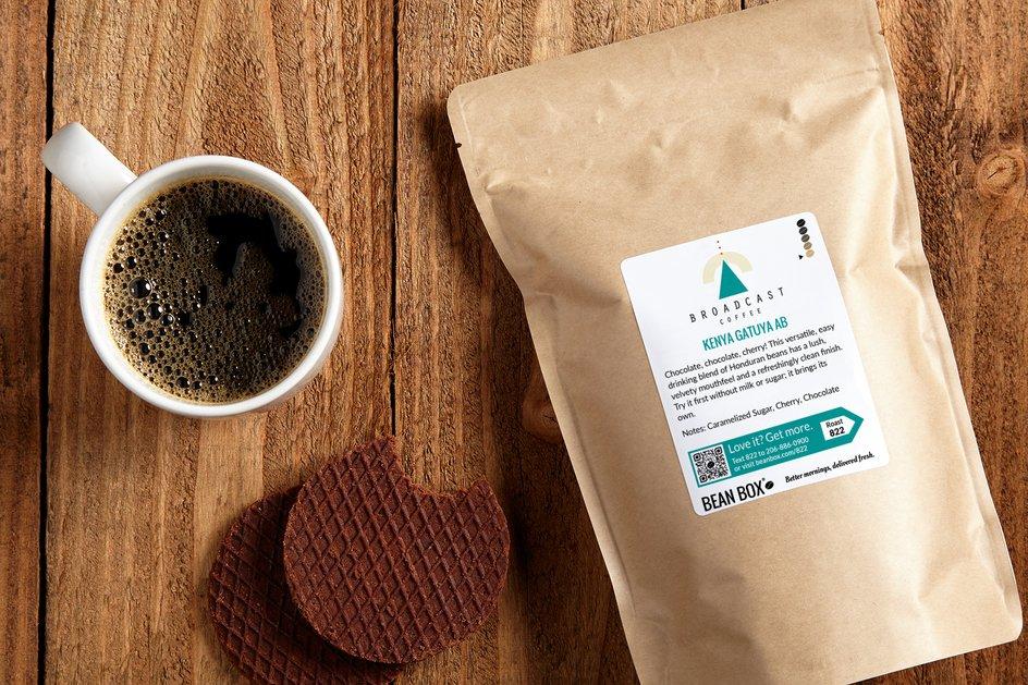 Kenya Gatuya AB by Broadcast Coffee Roasters