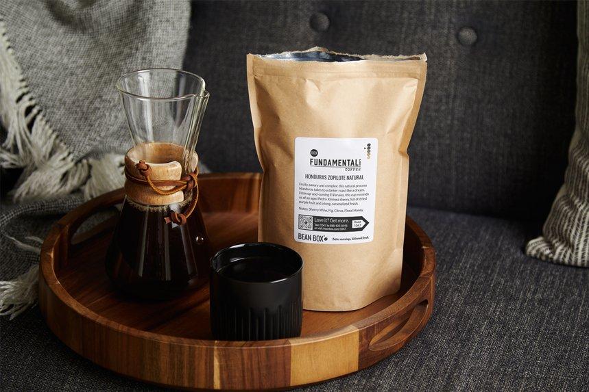 Honduras Zopilote Natural by Fundamental Coffee Company - image 0