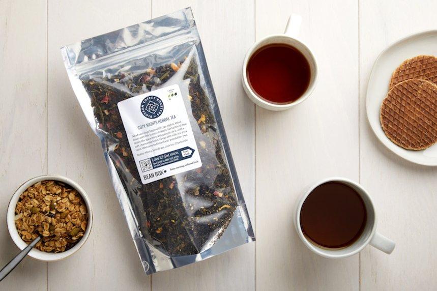 Cozy Nights Herbal Tea by Blossom Coffee Roasters - image 0