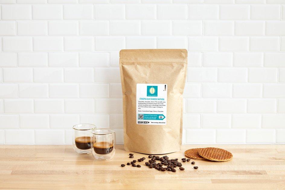 Ethiopia Guji Shakiso Natural by True North Coffee Roasters