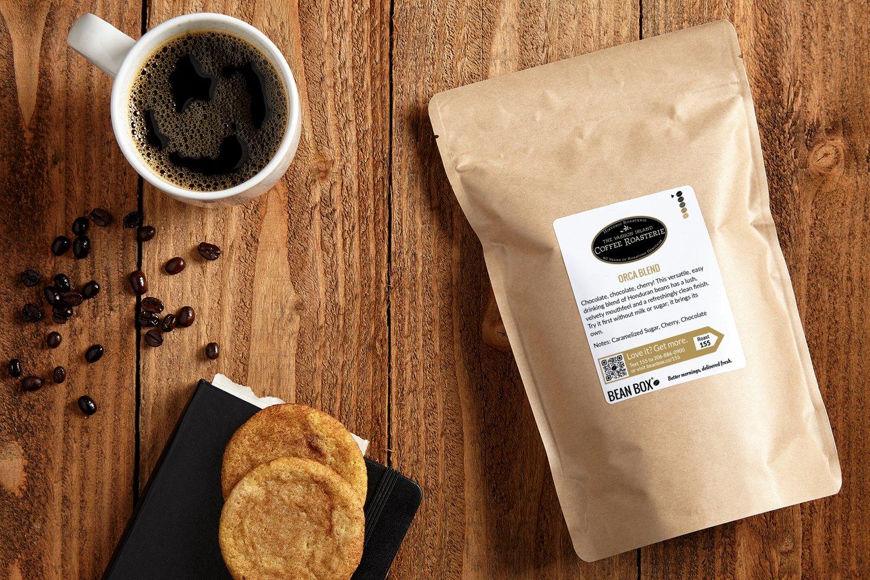 Orca Blend by Vashon Island Coffee Roasterie