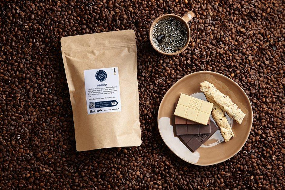 Jasmine Green Tea by Blossom Coffee Roasters