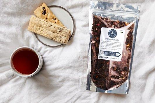 Hip Berries Tea by Blossom Coffee Roasters