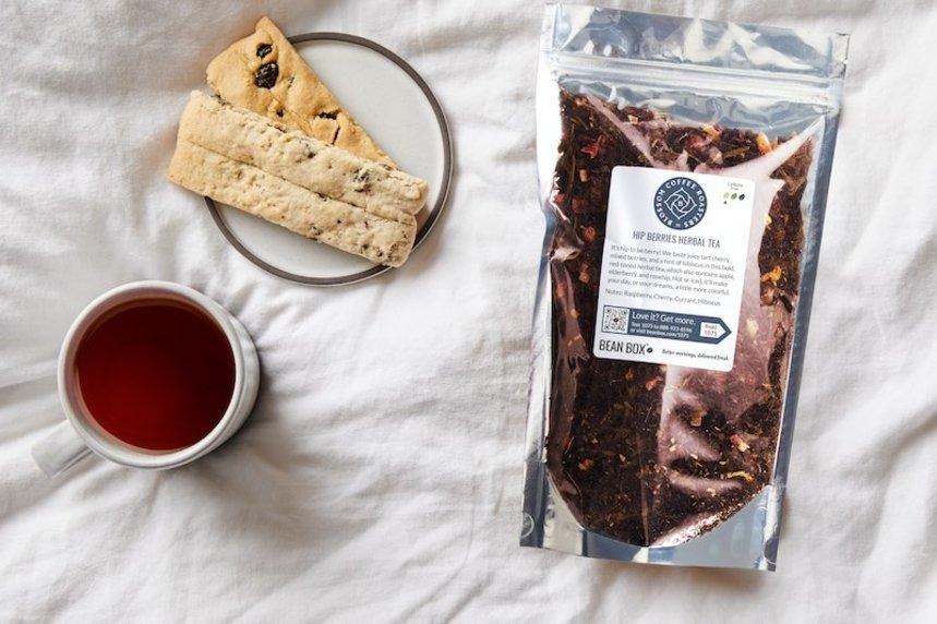 Hip Berries Tea by Blossom Coffee Roasters - image 0