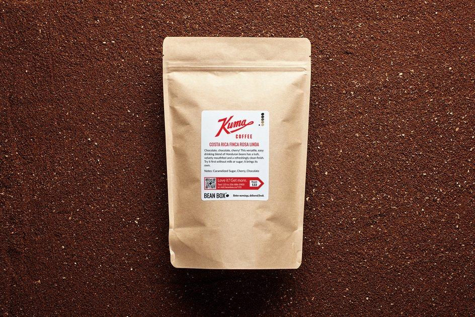 Costa Rica Finca Rosa Linda by Kuma Coffee