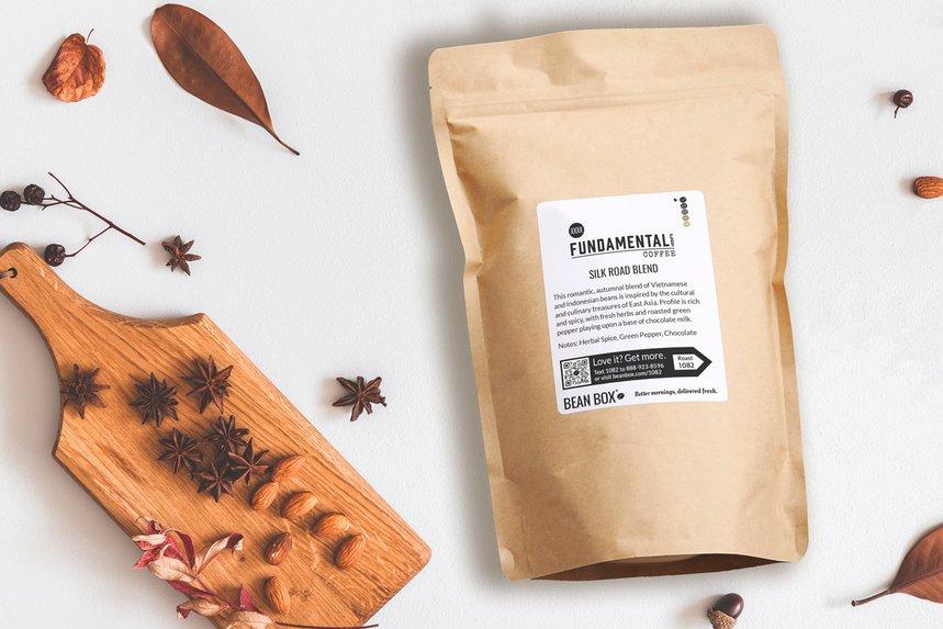 Silk Road Blend by Fundamental Coffee Company - image 0