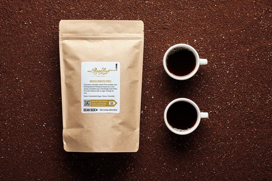 Mexico Ernesto Perez by Roseline Coffee