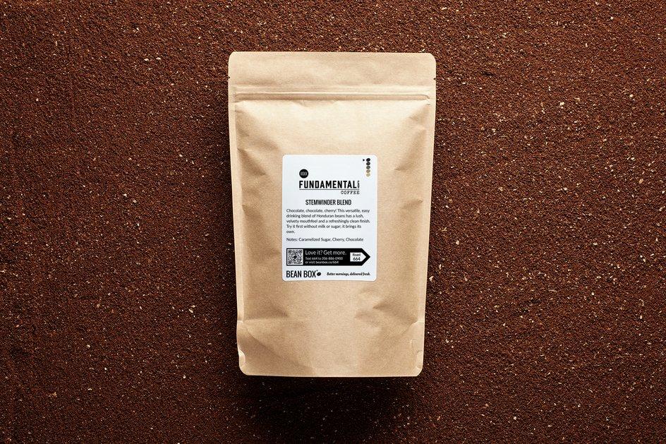 Stemwinder Blend by Fundamental Coffee Company