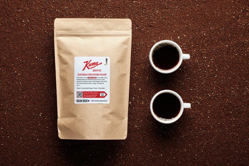 Guatemala Finca Retana Yellow Bourbon by Kuma Coffee - image 0