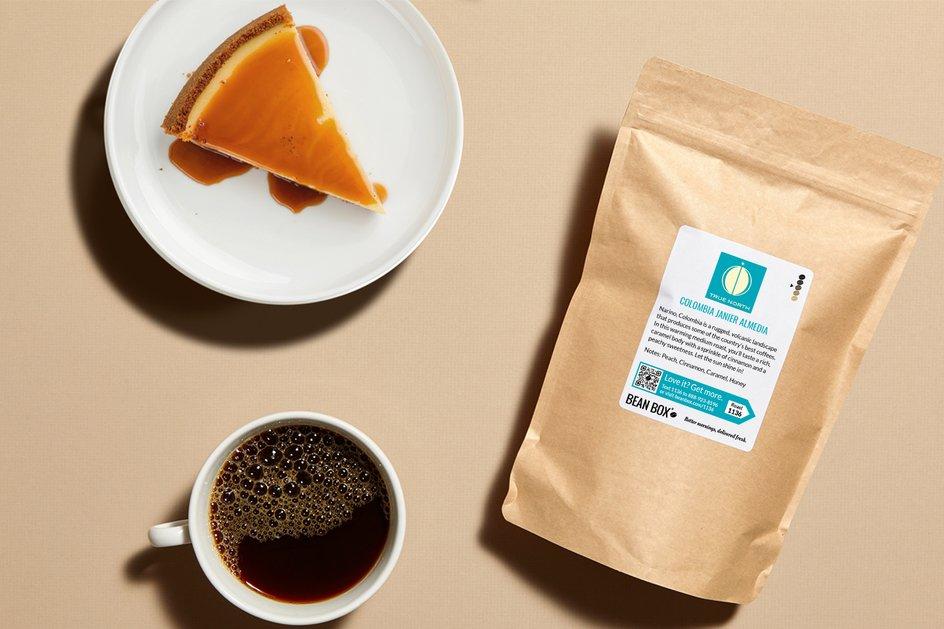 Colombia Janer Almeida by True North Coffee Roasters