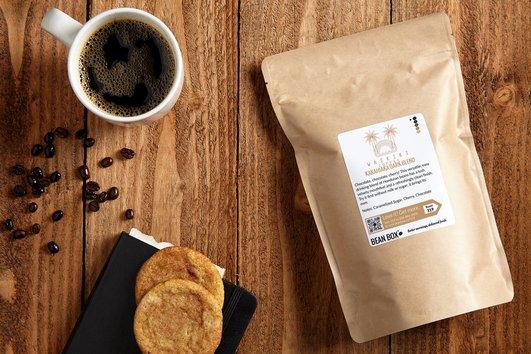 Kakahiaka Dark Blend by Waikiki Coffee
