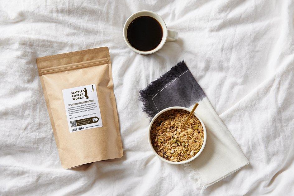 El Salvador Roxanita Natural by Seattle Coffee Works