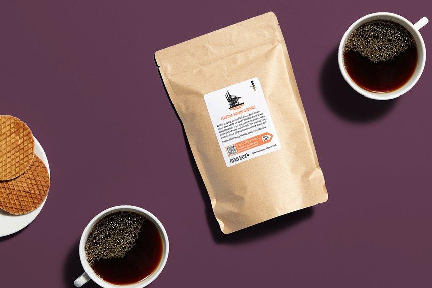 Organic Ethiopia Sidamo by Longshoremans Daughter Coffee - image 0