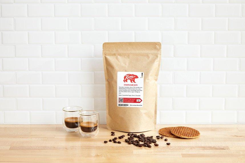 Ethiopia Suke Quto by Kuma Coffee - image 0