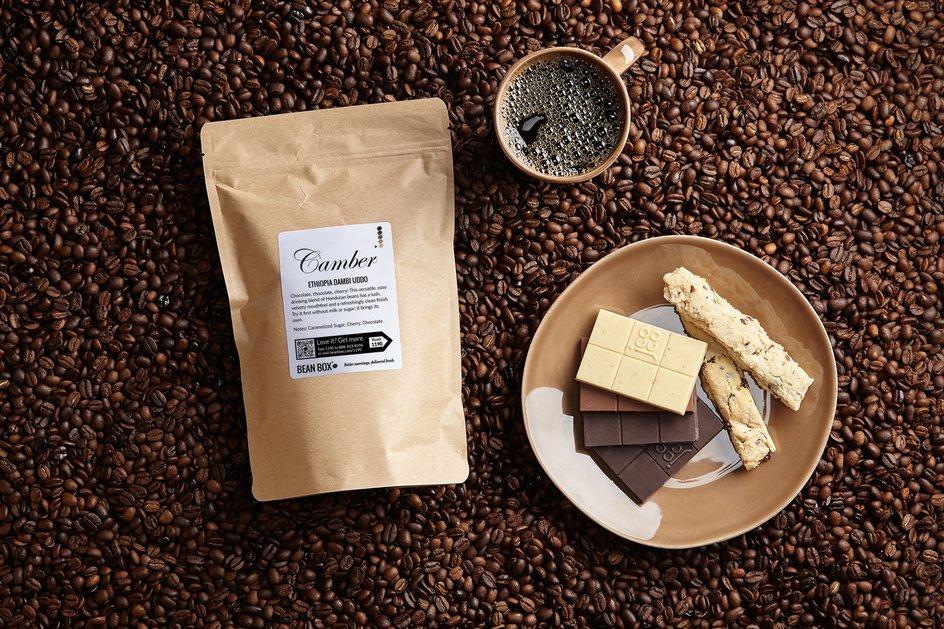 Ethiopia Dambi Uddo by Camber Coffee