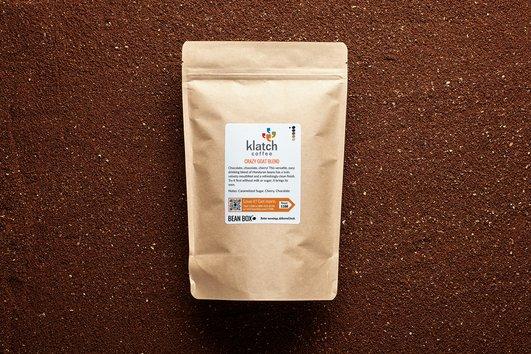 Crazy Goat Blend by Klatch Coffee