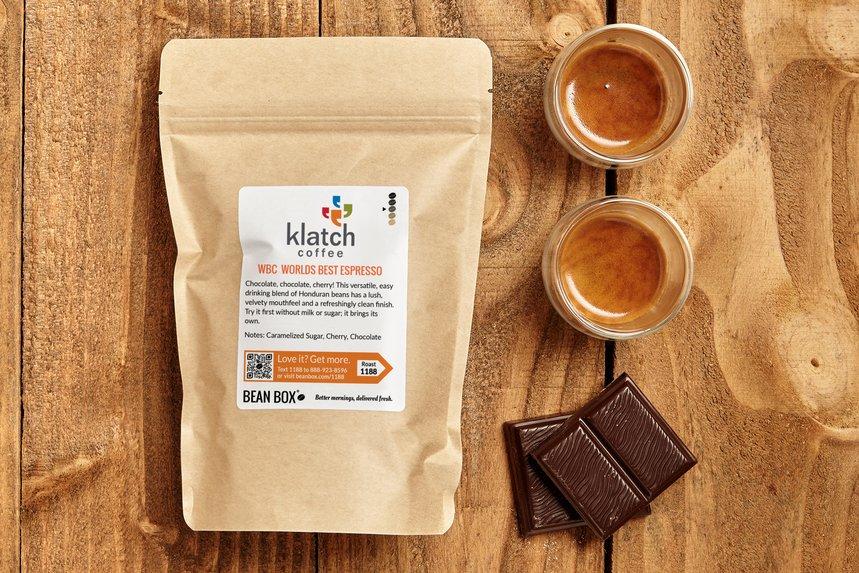 WBC  Worlds Best Espresso by Klatch Coffee - image 0