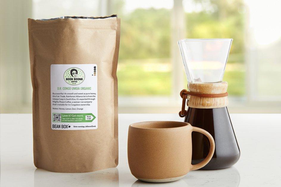 D R Congo Umoja by Boon Boona Coffee