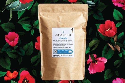 Spring Blend by Zoka Coffee