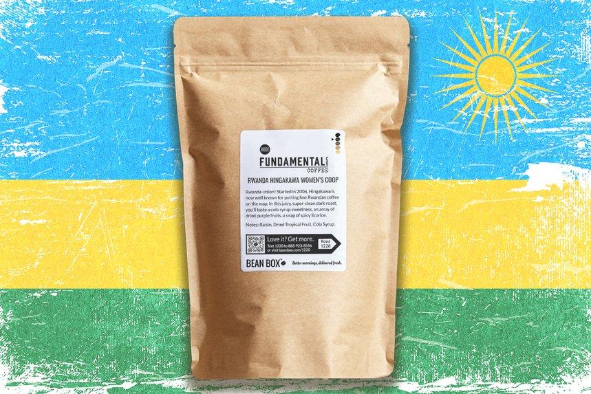 Rwanda Hingakawa Womens Coop by Fundamental Coffee Company - image 0