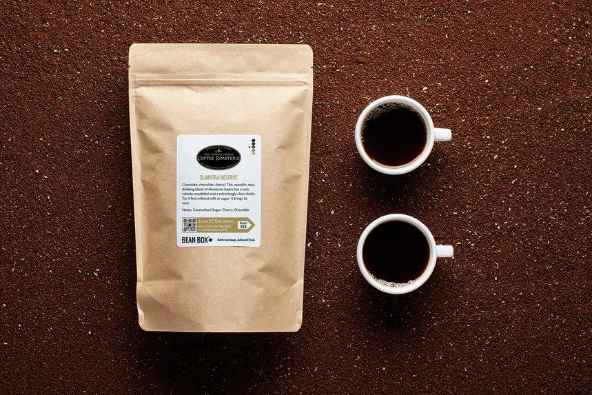 Sumatra Reserve by Vashon Island Coffee Roasterie - image 0