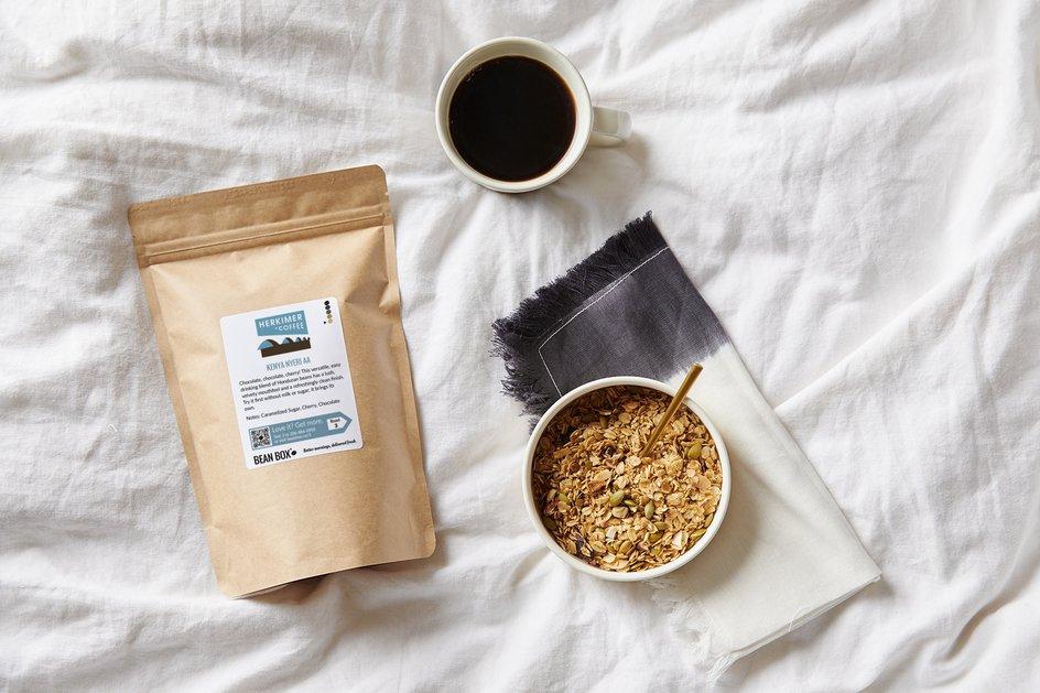 Kenya Kambiri by Herkimer Coffee