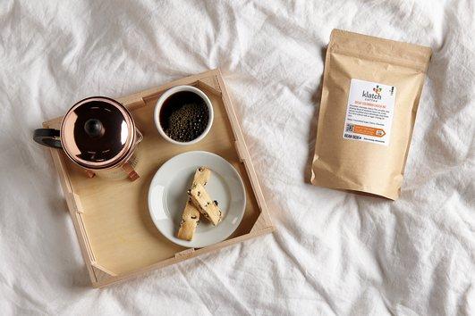 Decaf Colombia Inz by Klatch Coffee