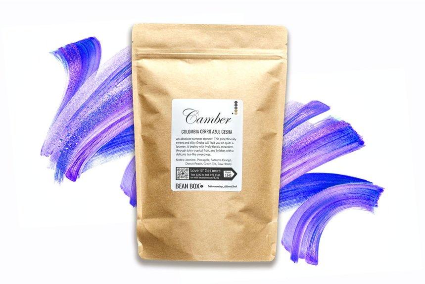 Colombia Cerro Azul Gesha by Camber Coffee - image 0