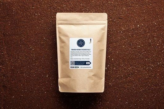 Rwanda Ngoma Natural by Blossom Coffee Roasters