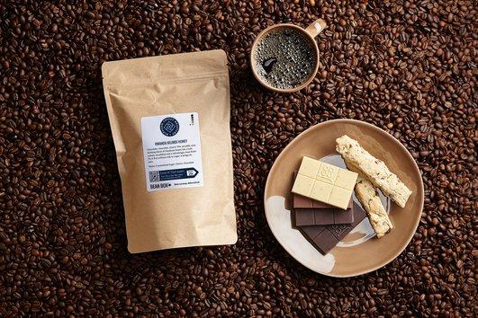 Rwanda Kilimbi Honey by Blossom Coffee Roasters