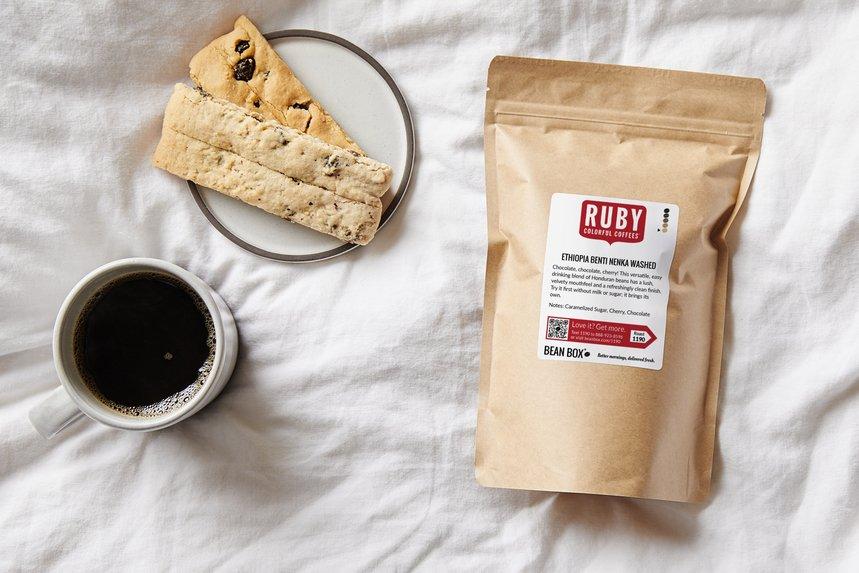 Ethiopia Benti Nenka Washed by Ruby Coffee Roasters - image 0