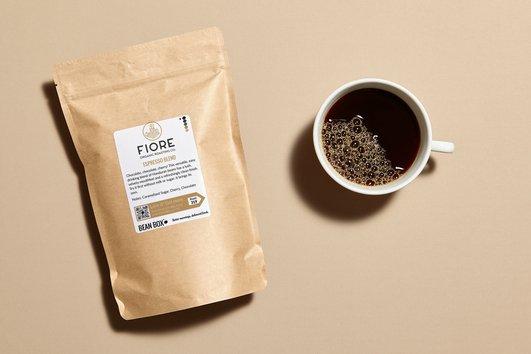 Espresso Blend by Fiore Organic Roasting Co