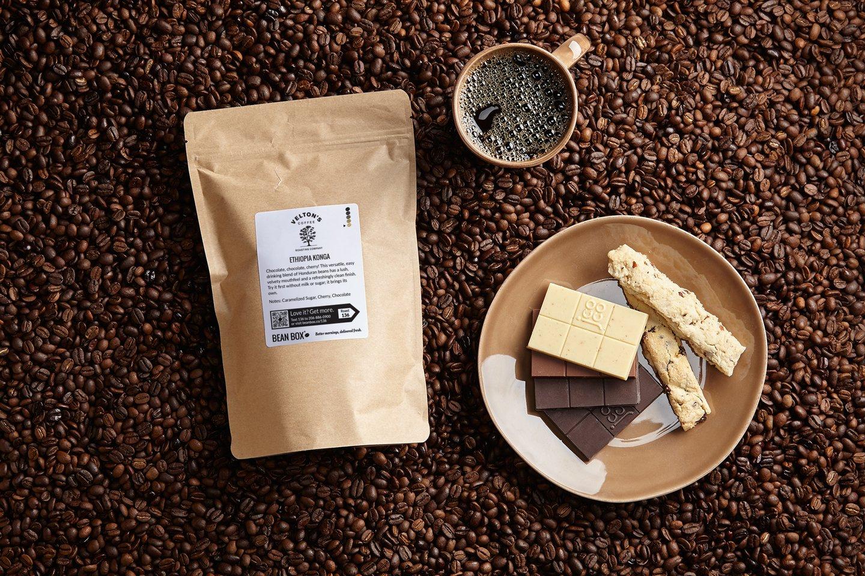 Ethiopia Konga by Veltons Coffee Roasting Company