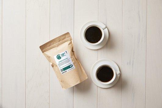 Guatemala Volcn de Agua by Cable Line Coffee